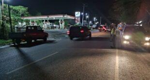 Antisipasi Rawan Laka Lantas, Personil Sat Lantas Polres Pidie Melaksanakan Patroli
