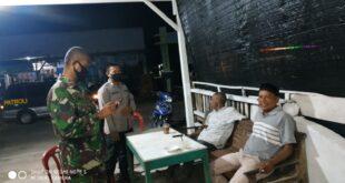 Patroli Bersama TNI/POLRI Dalam Rangka Cipta Kondisi Guna Mengantisipasi Guantibmas di Wilkum Polsek Batee