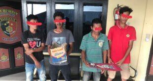 Penindakan Premanisme dan Aksi Pungli di Wilkum Polres Pidie