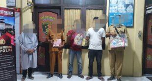 Diduga Lakukan Pungli, Lima Petugas Pasar Hewan Padang Tijie di Ringkus Polisi