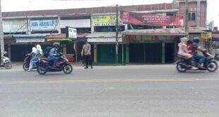 Strong Poin Pengaturan Lalin di Kec. Grong-grong