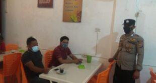 Personil Polsek Kembang Tanjung Melaksanakan Patroli Dialogis