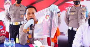Polres Pidie Ungkap Kasus Pencurian Dengan Kekerasan (CURAS) di Kec. Tangse